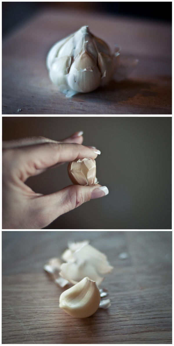 Garlic Trick