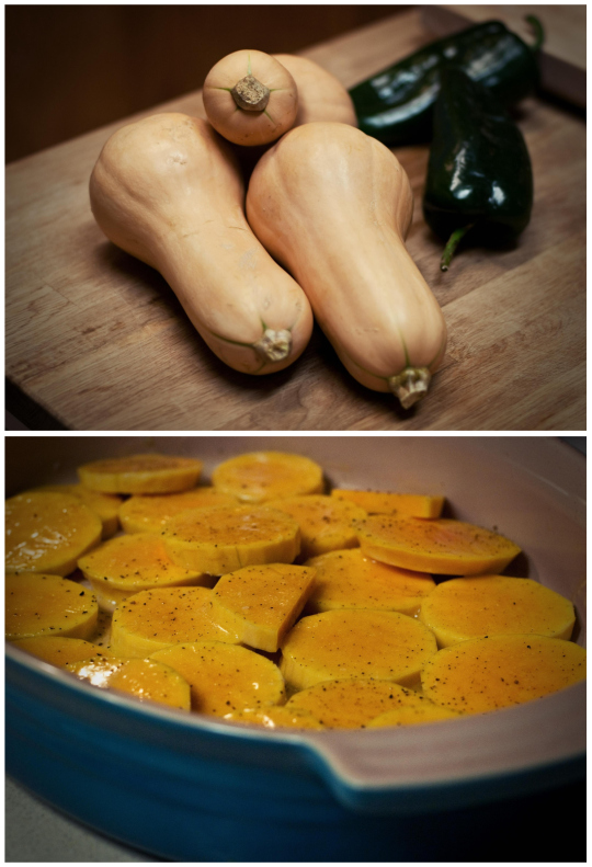 Butternut Duo