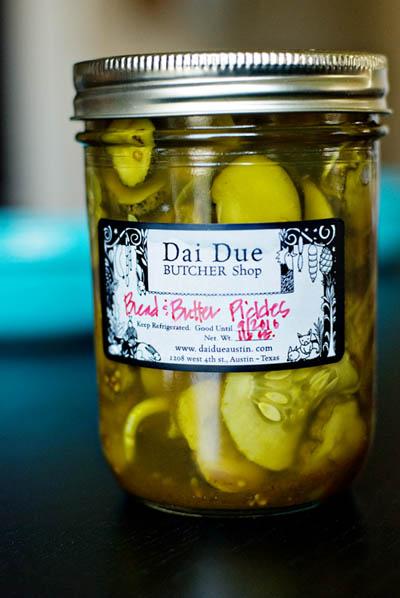 Dai Due Pickles