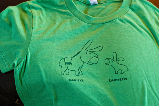 Burrito by Will Heron