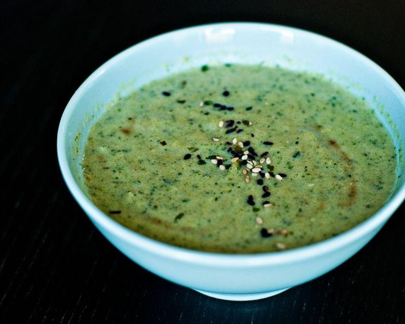 Zuke soup