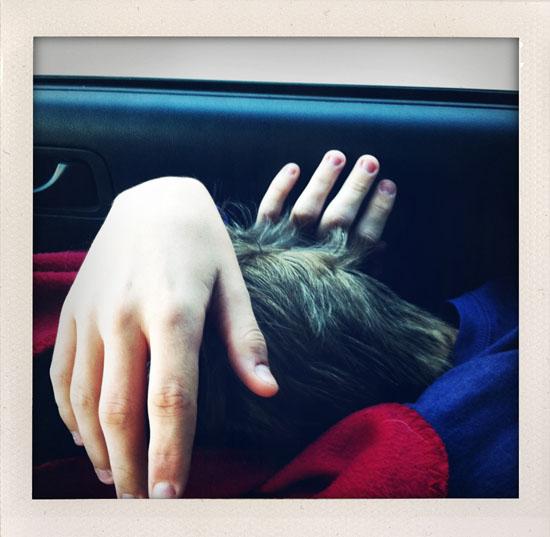 Mancub hands
