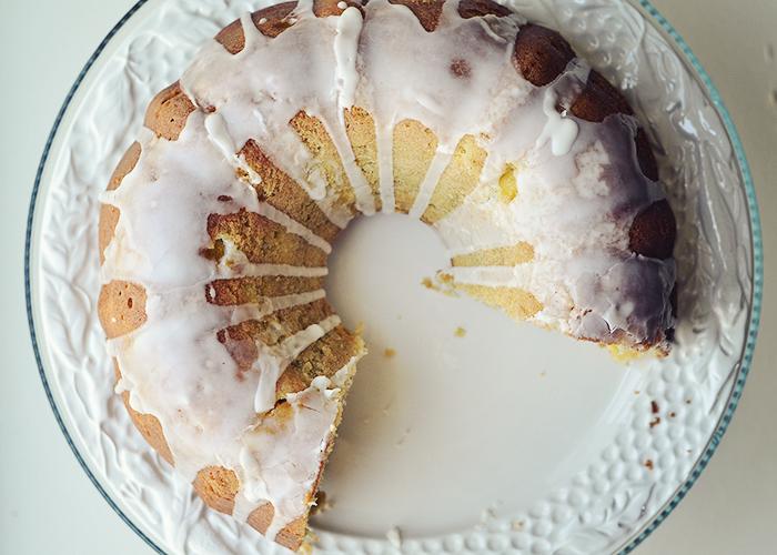 Peach Cake 10