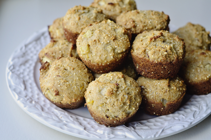 Millet muffins 4 web