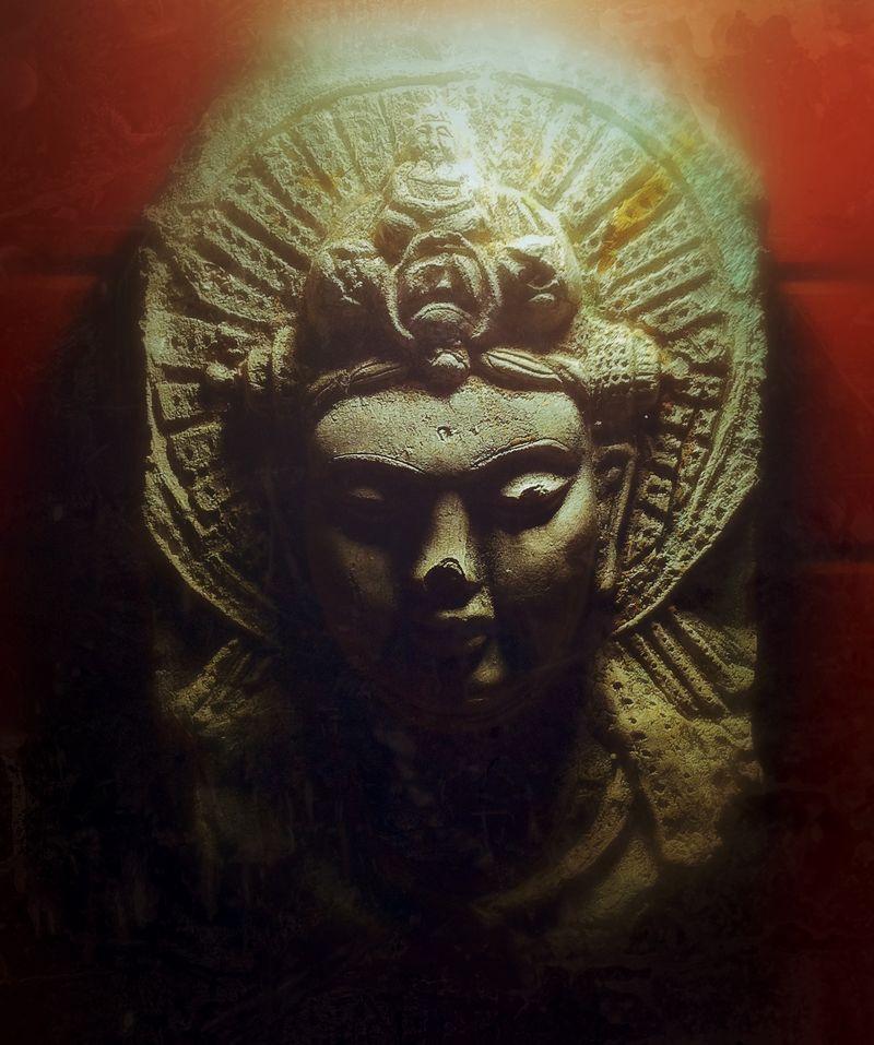 Lita's buddha